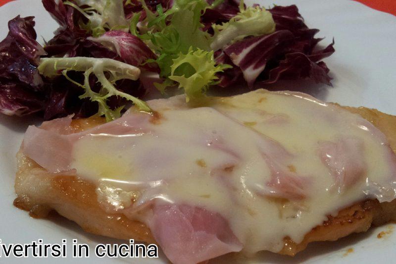 Scaloppine di petto di pollo ricetta veloce