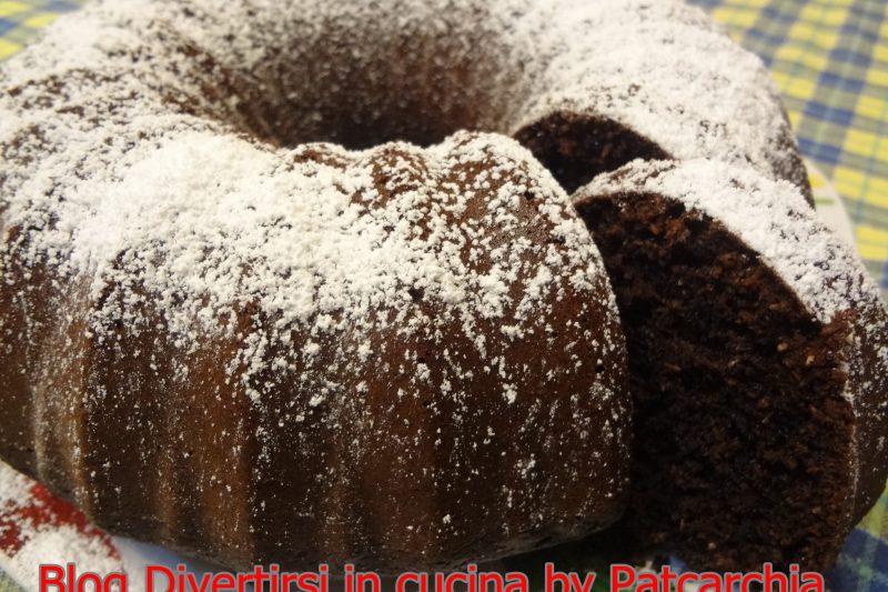 Ciambella cioccolato e cocco