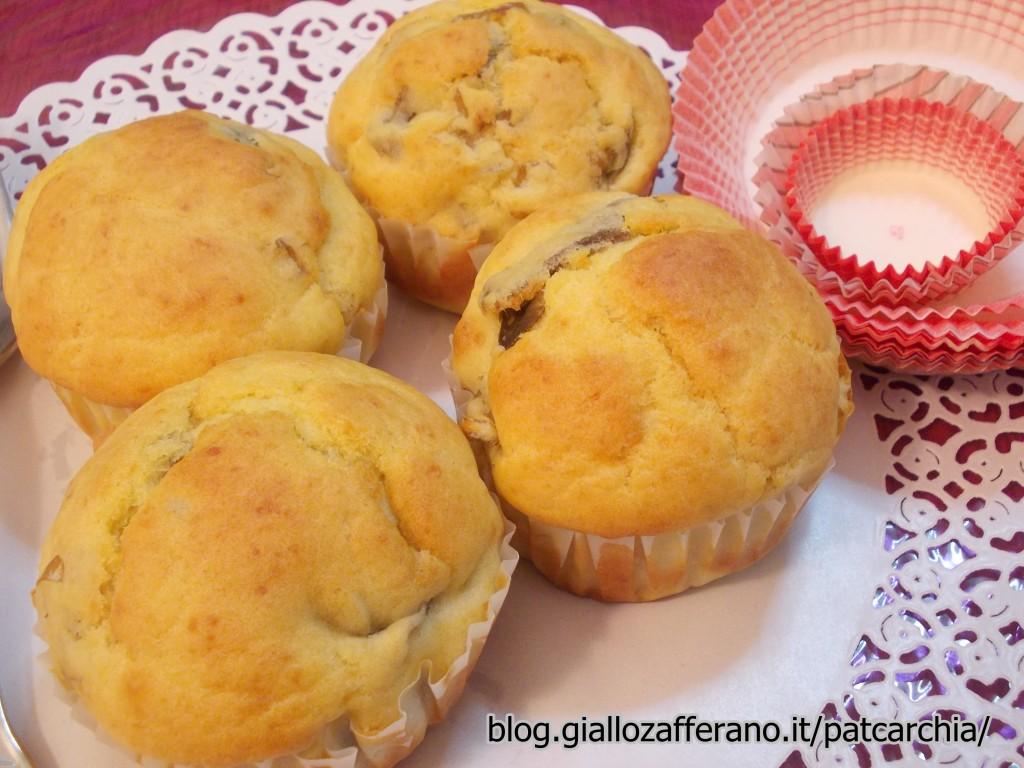Muffin salati con carciofi blog divertirsi in cucina patcarchia