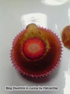 Cupcake con sorpresa