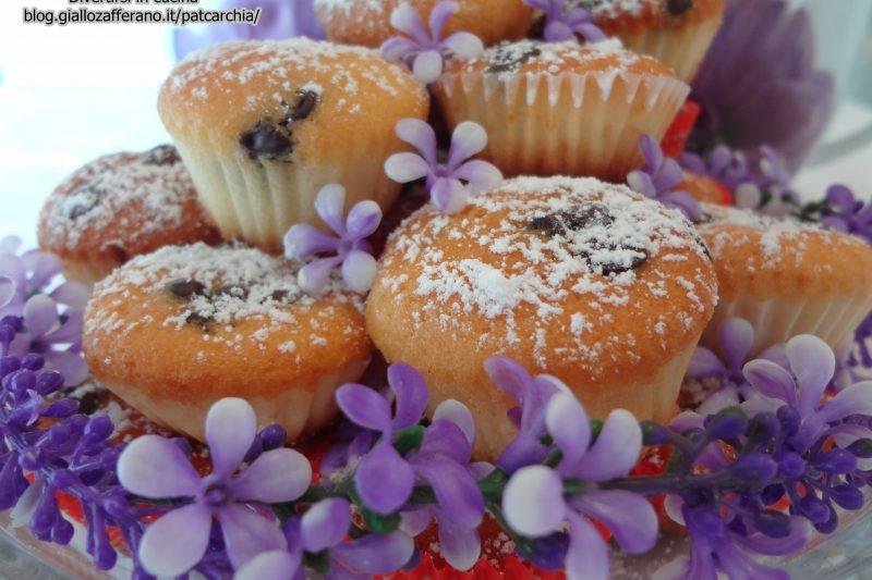 Mini muffin alle pesche