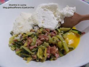 rotolo di crespelle alle zucchine-ricetta-blog-divertirsi in cucina-patcarchia
