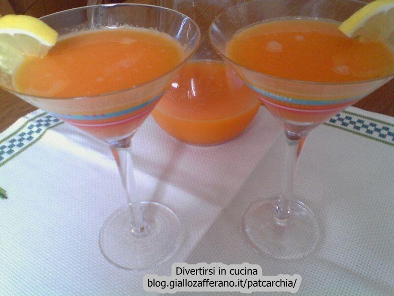 cocktail analcolico alla frutta#ricetta#blog#divertirsiincucina#patcarchia#