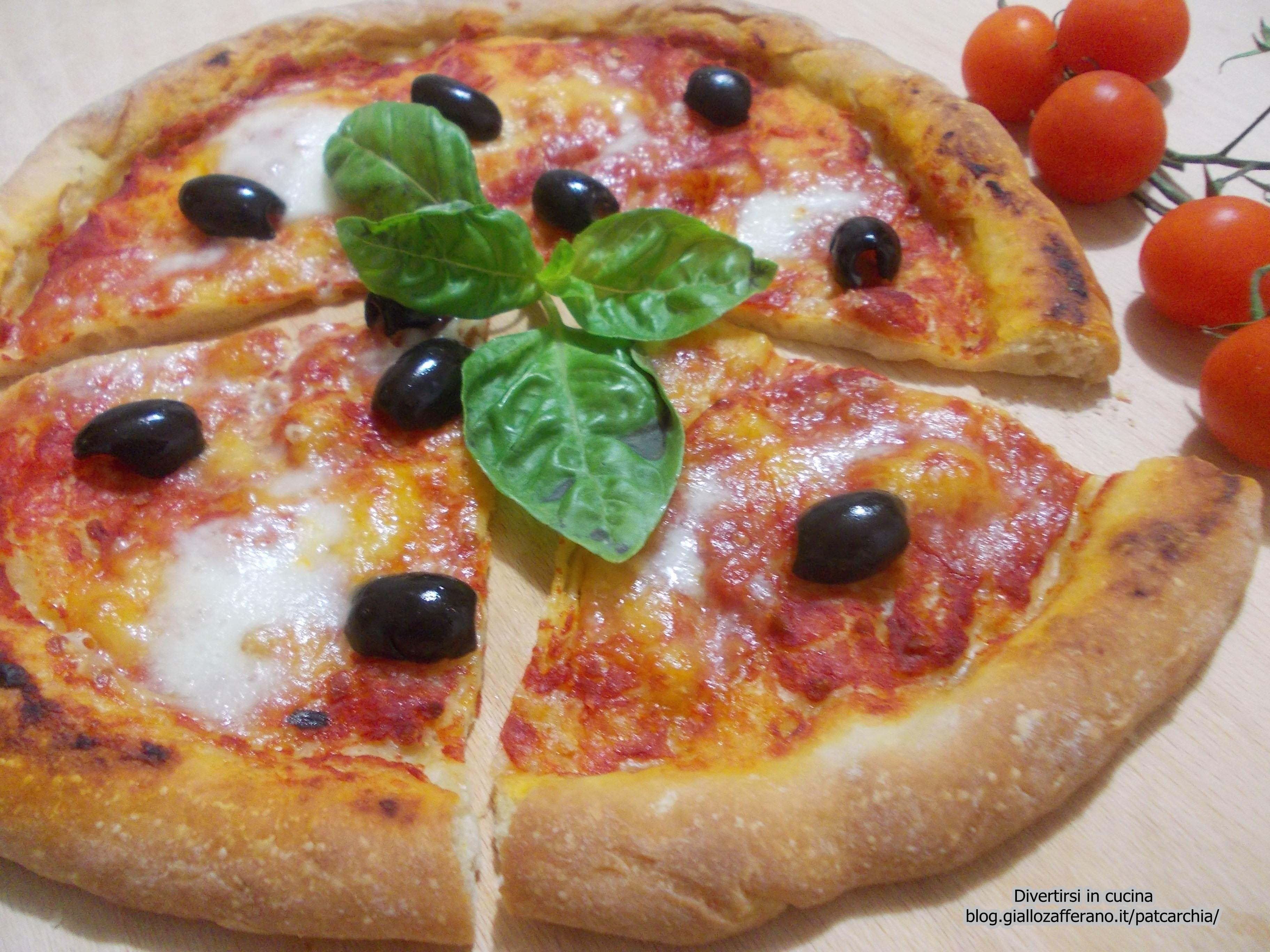 pizza napoletana ricetta base facile | divertirsi in cucina - Cucinare Pizza