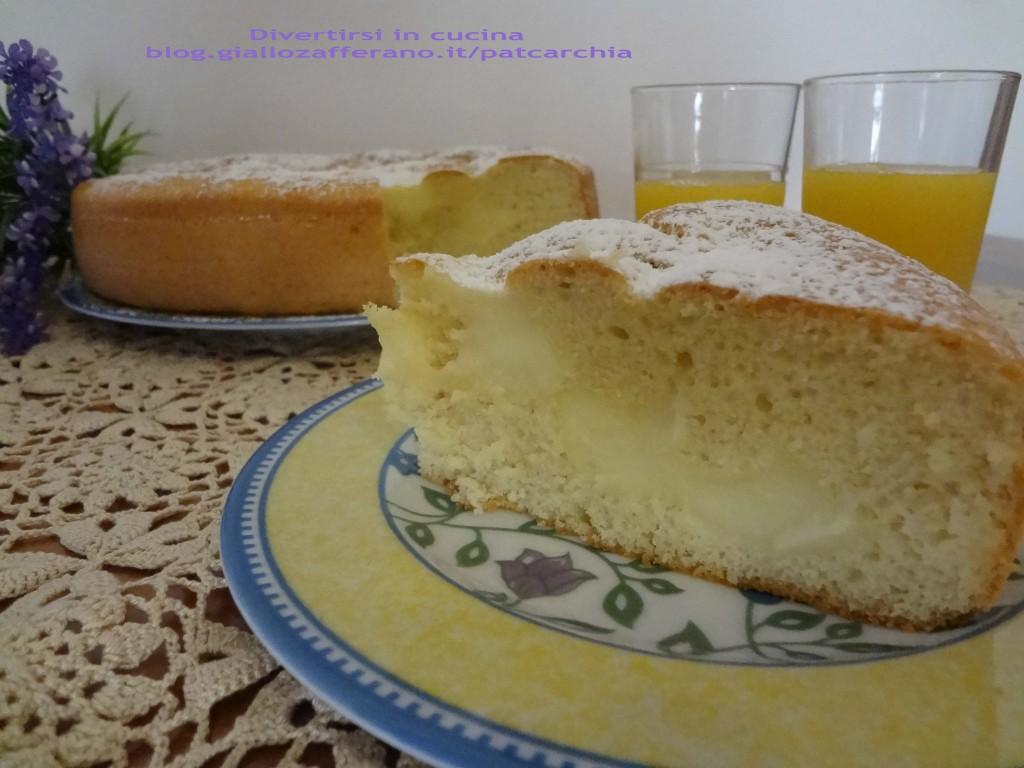 torta Nua ricetta blog divertirsi in cucina Patcarchia
