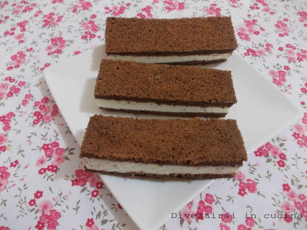 Ricetta fette di cacao al latte Divertirsi n cucina