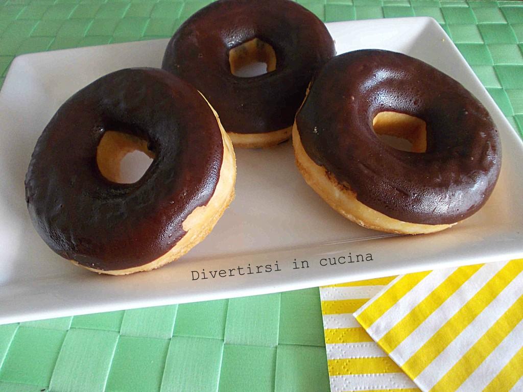 donuts ricetta divertirsi in cucina