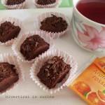 tronchetti al cioccolato ricetta divertirsi in cucina