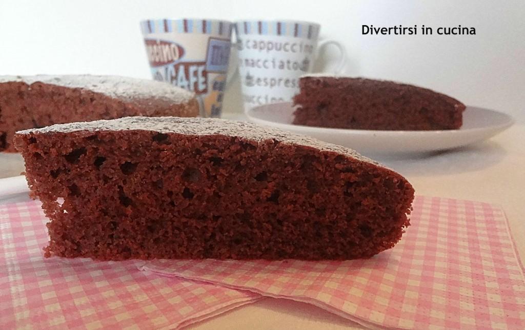 Ricetta torta al cioccolato senza burro divertirsi in cucina