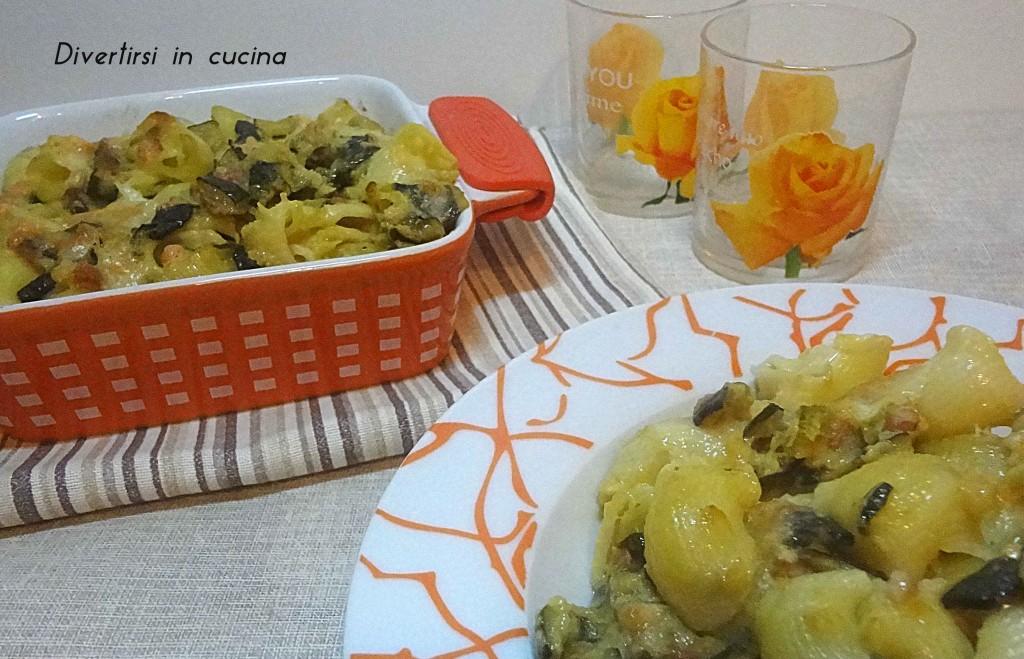 Pasta Al Forno With Pumpkin And Pancetta Recipes — Dishmaps
