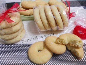 taralli dolci ricetta divertirsi in cucina
