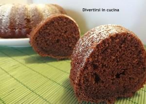 Ciambellone soffice al cacao ricetta divertirsi in cucina