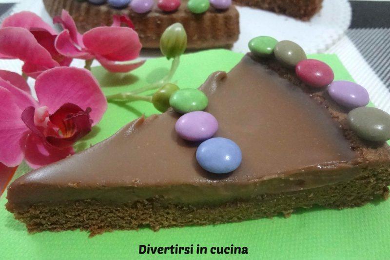 Ricetta torta Lindt