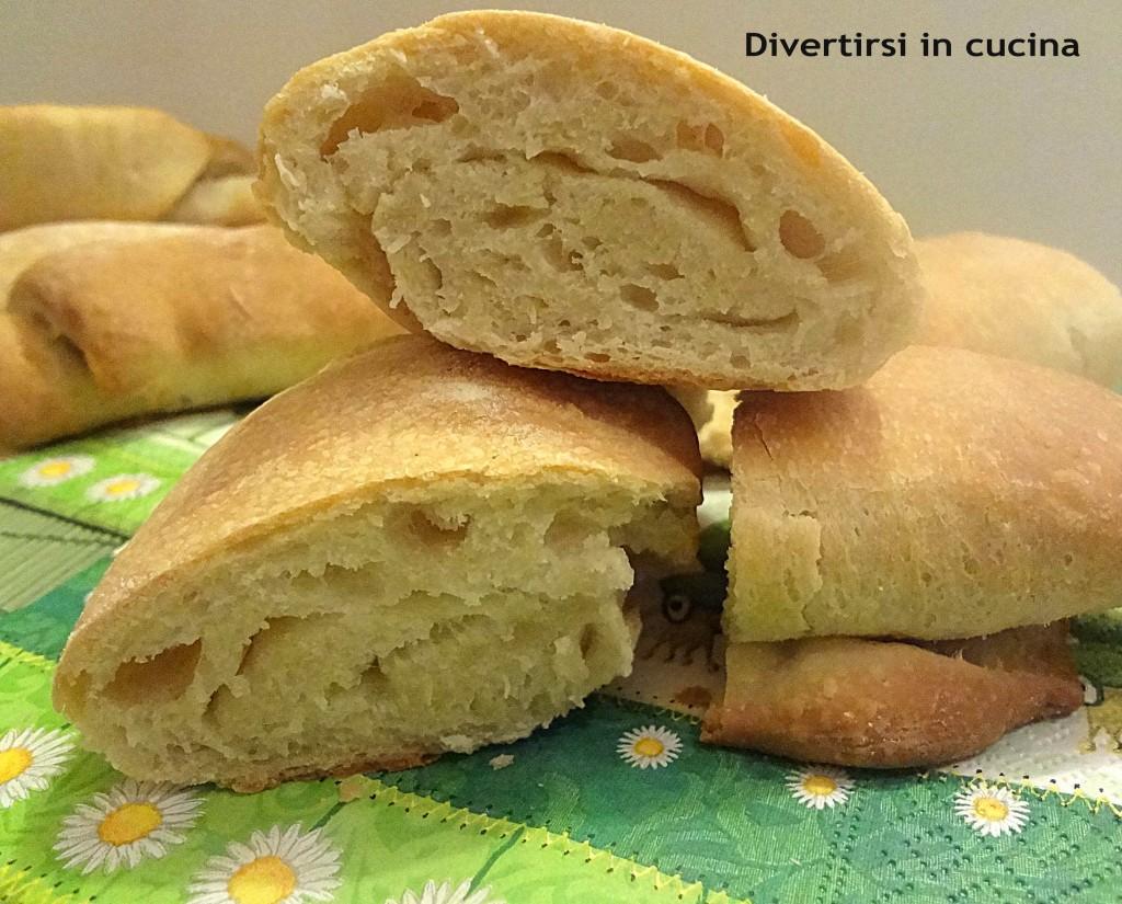 Ricetta panini all'olio Divertirsi in cucina