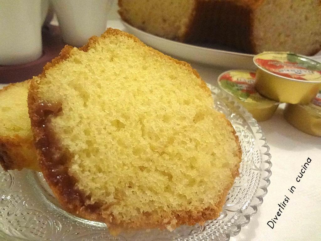 Ricetta ciambellone soffice con marmellata Divertirsi in cucina