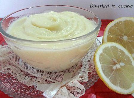 Ricetta crema leggera