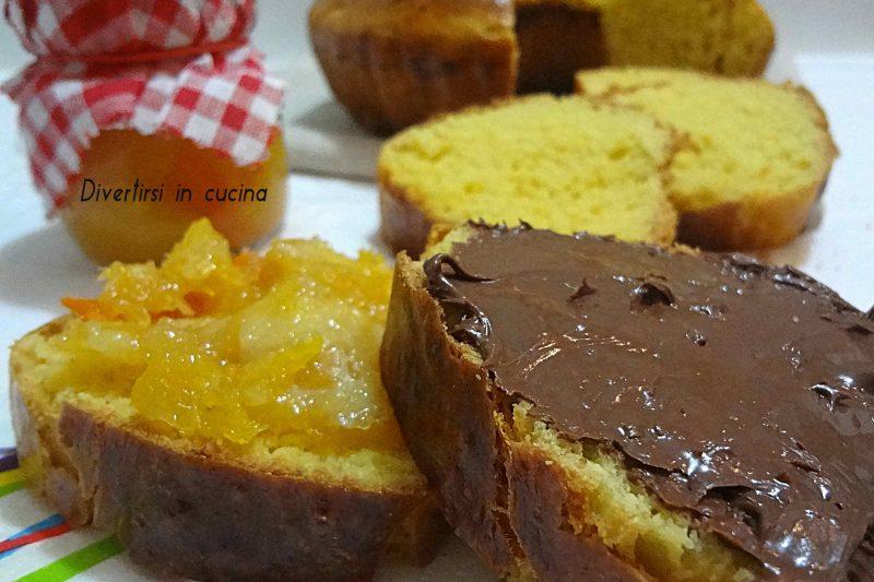 Pan brioche dolce semplice e goloso