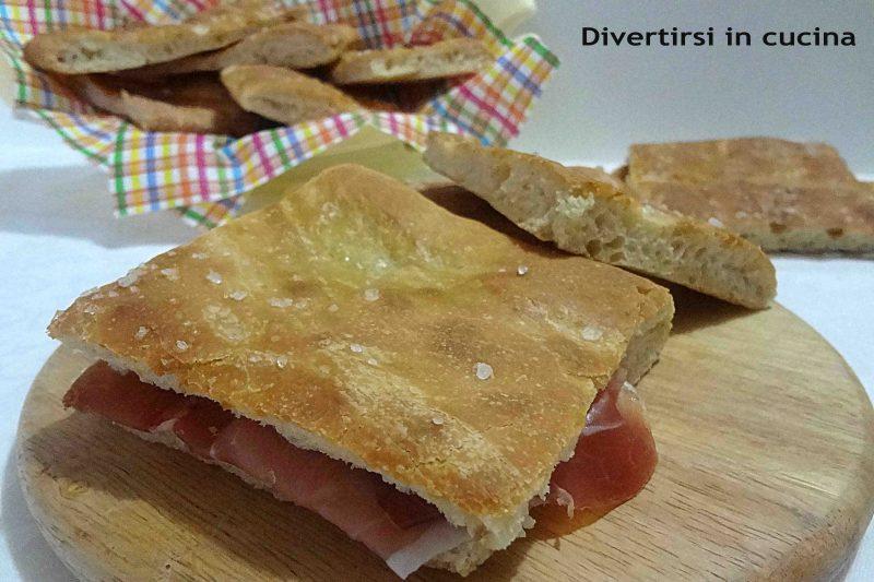Ricetta Pizza Bianca