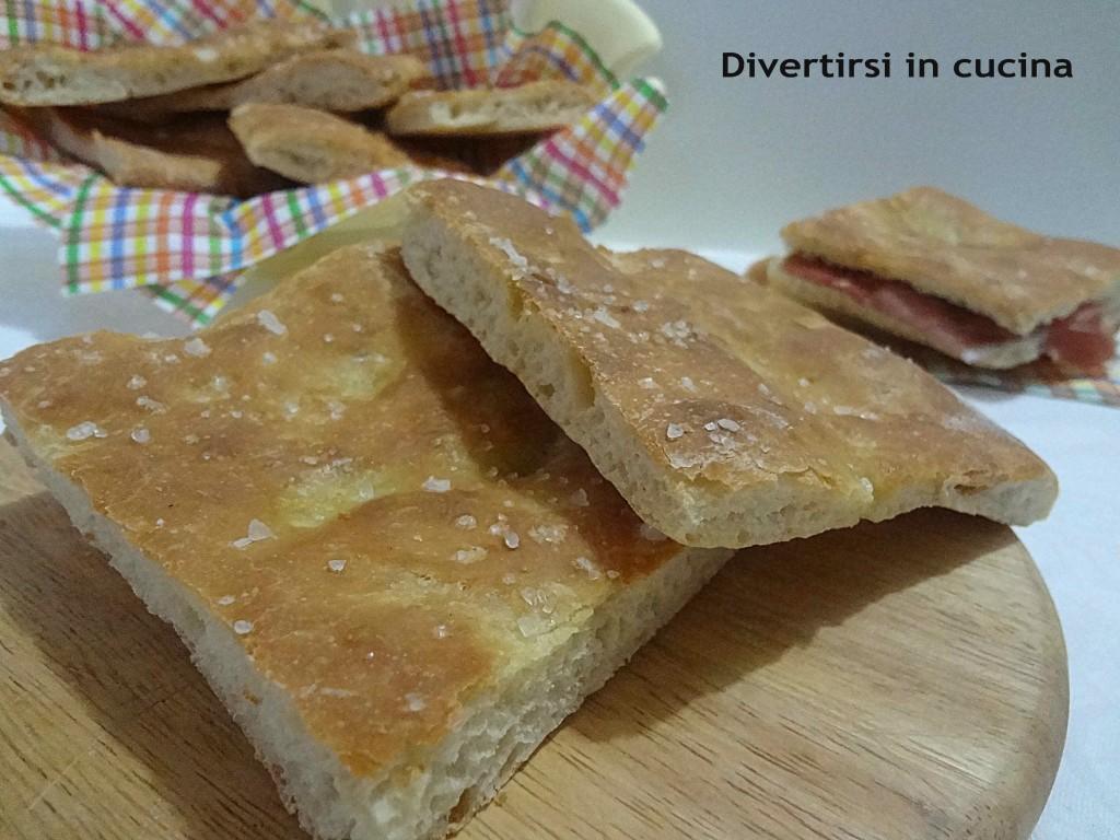 Ricetta Pizza Bianca Divertirsi in cucina
