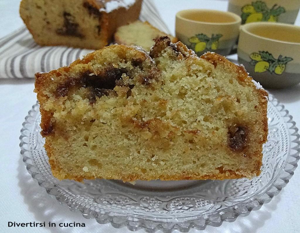 Ricetta plumcake cioccolato e banane banana bread Divertirsi in cucina