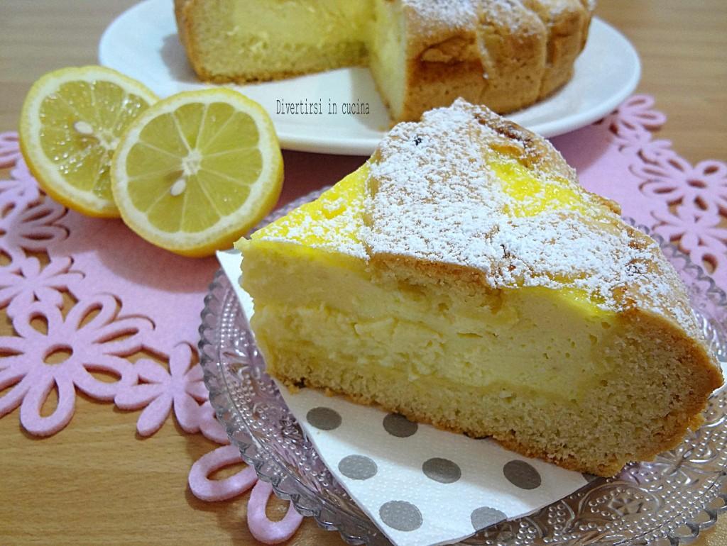 Ricetta crostata ricotta e limone