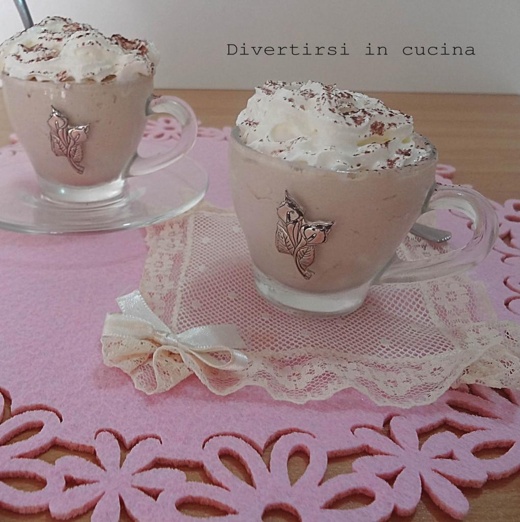 Tazzine di caffè e mascarpone Ricetta Divertirsi in cucina
