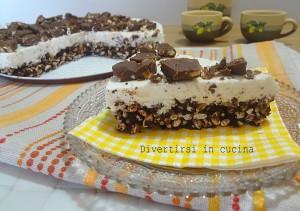 Ricetta cheesecake con riso soffiato Divertirsi in cucina