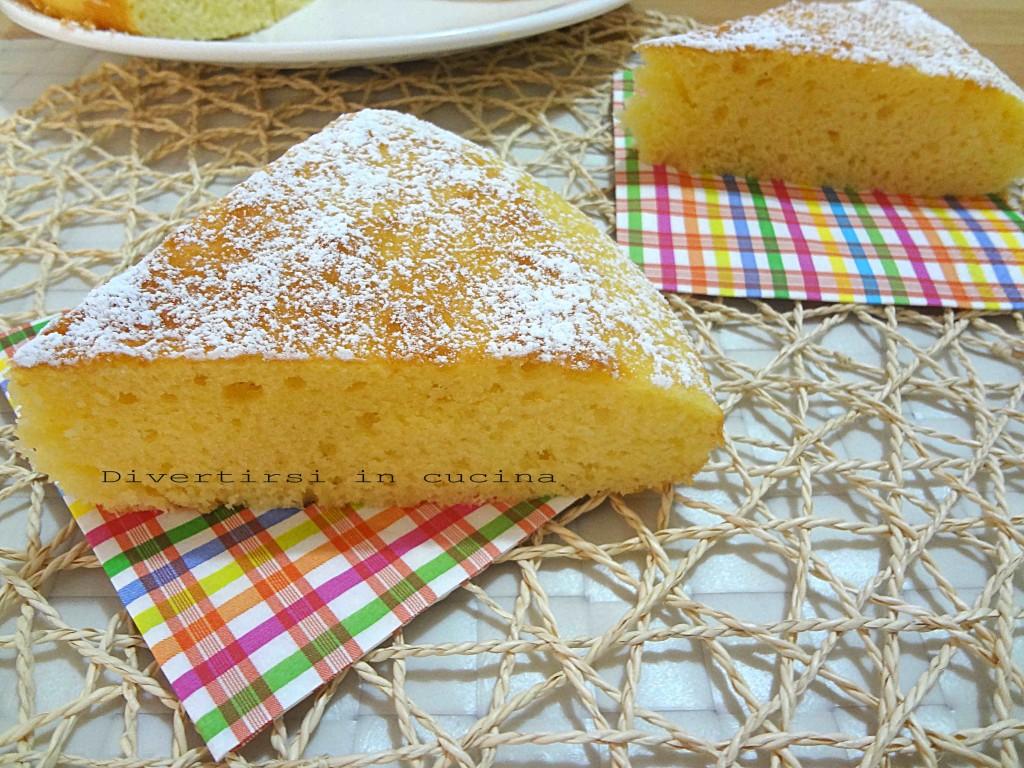 Ricetta torta allo yogurt greco Divertirsi in cucina