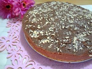 Ricetta cheesecake alla Nutella Divertirsi in cucina
