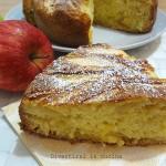 Ricetta torta di mele senza burro Divertirsi in cucina