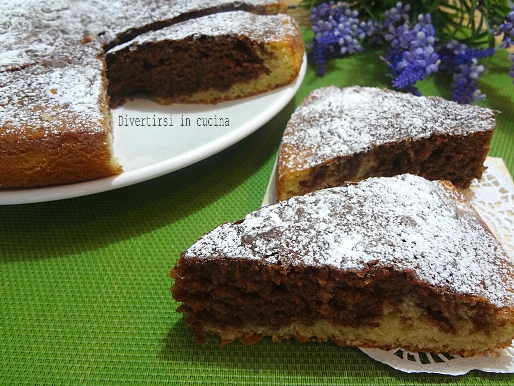 Ricetta torta ricotta e Nutella Divertirsi in cucina