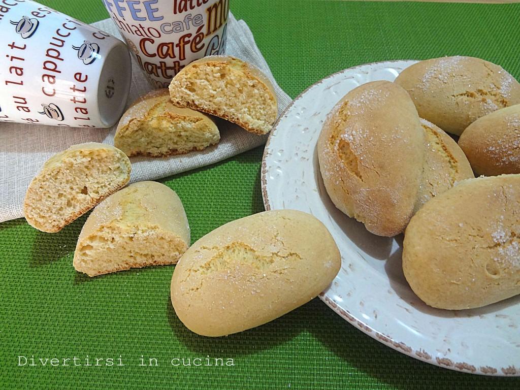 Ricetta biscotti da inzuppo Divertirsi in cucina