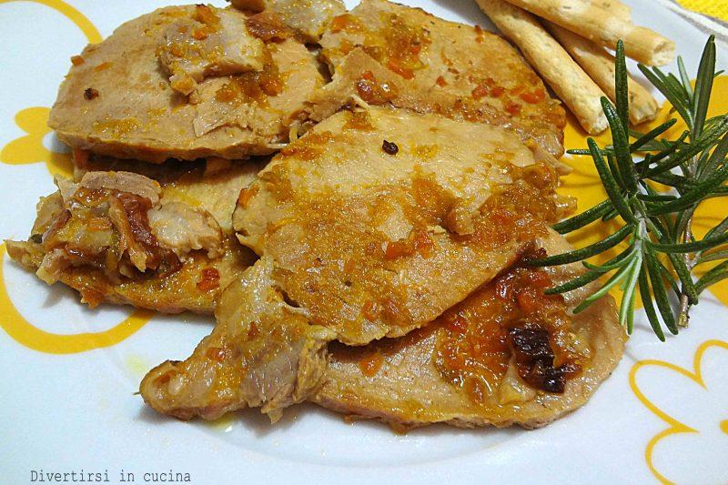 Arrosto di maiale al forno semplice e gustoso
