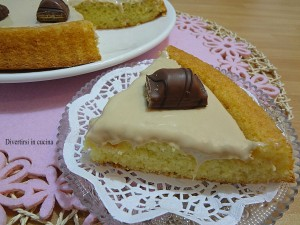 Ricetta torta Kinder bueno Divertirsi in cucina