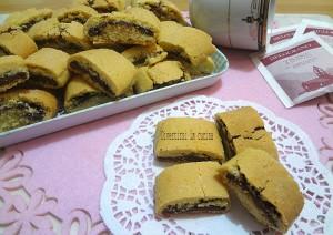Ricetta biscotti di frolla arrotolati Divertirsi in cucina