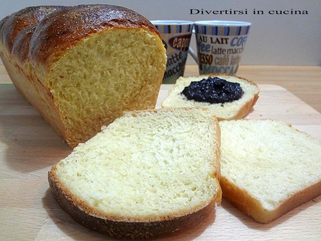 Ricetta pan brioche con pasta madre Divertirsi in cucina