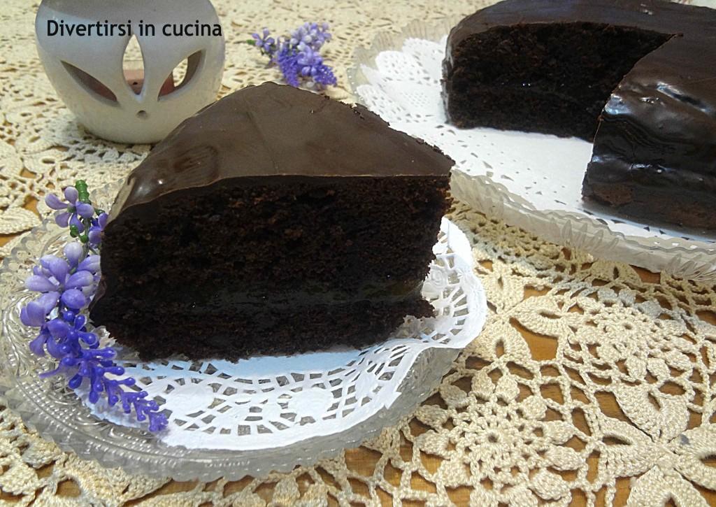 Ricetta torta simil Sacher Divertirsi in cucina