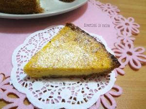 Ricetta cheesecake agli amaretti Divertirsi in cucina