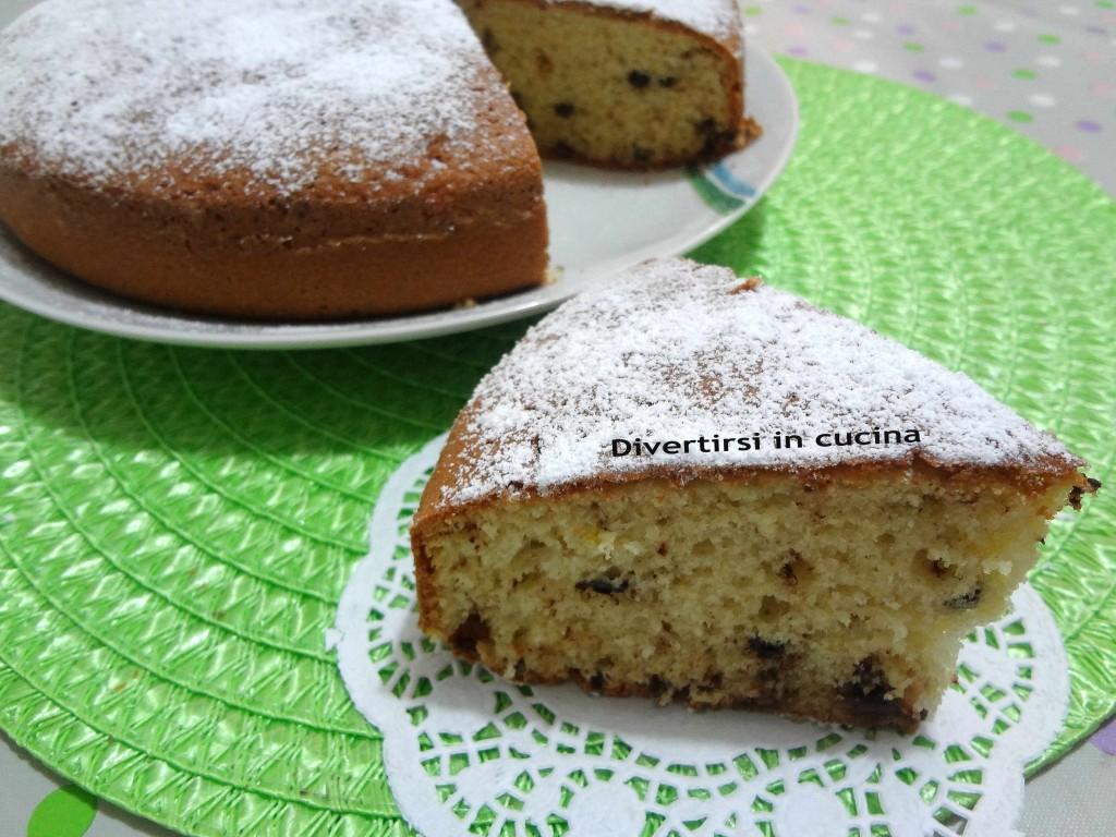 Ricetta torta stracciatella Divertirsi in cucina