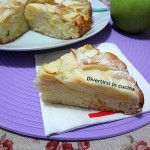 Ricetta torta di mele e ricotta senza uova Divertirsi in cucina