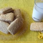 Ricetta biscotti senza uova con Bimby Divertirsi in cucina
