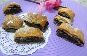Ricetta biscotti di pasta brisée e Nutella Divertirsi in cucina