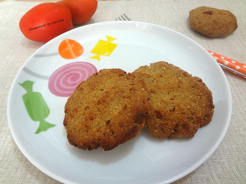 Ricetta mini hamburger di melanzane con Bimby Divertirsi in cucina