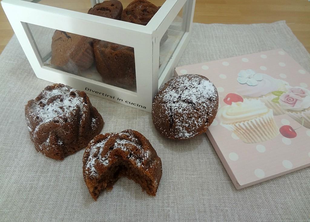 Ricetta muffin al mascarpone e cioccolato Divertirsi in cucina