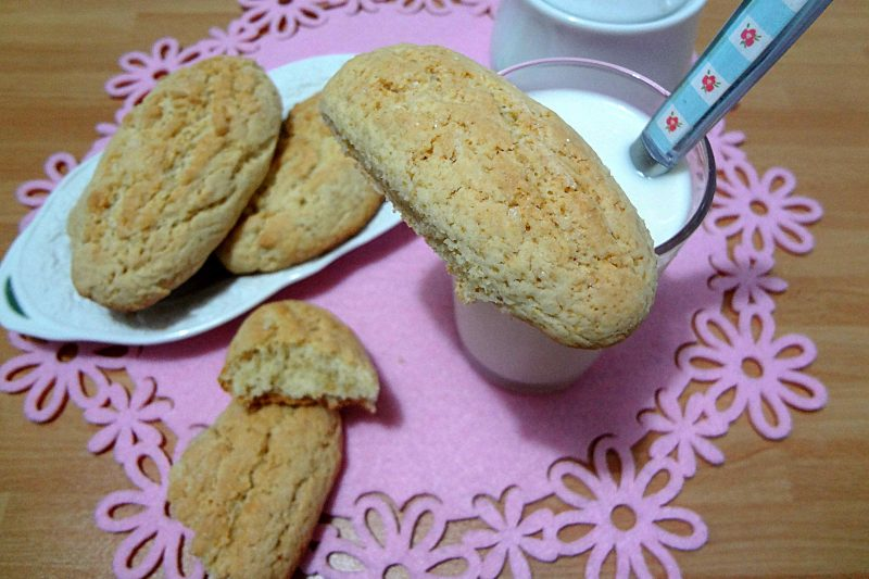 Biscotti al latte senza uova ricetta Bimby