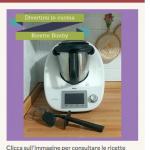 Raccolta ricette Bimby Divertirsi in cucina