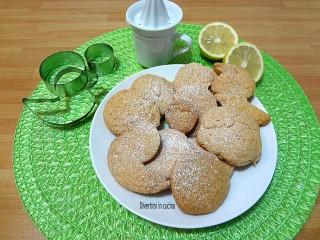 Ricetta biscotti di pasta frolla senza uova Divertirsi in cucina
