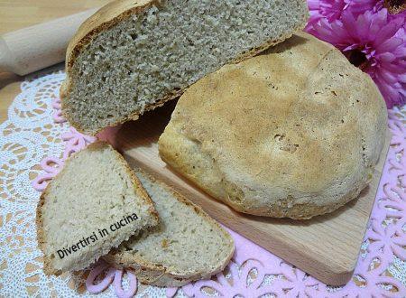 Ricetta pane integrale con lievito madre