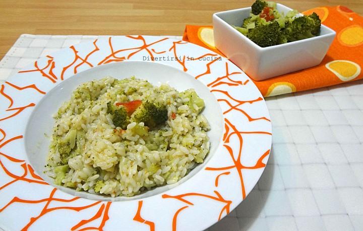 Risotto broccoli e speck ricetta bimby Divertirsi in cucina