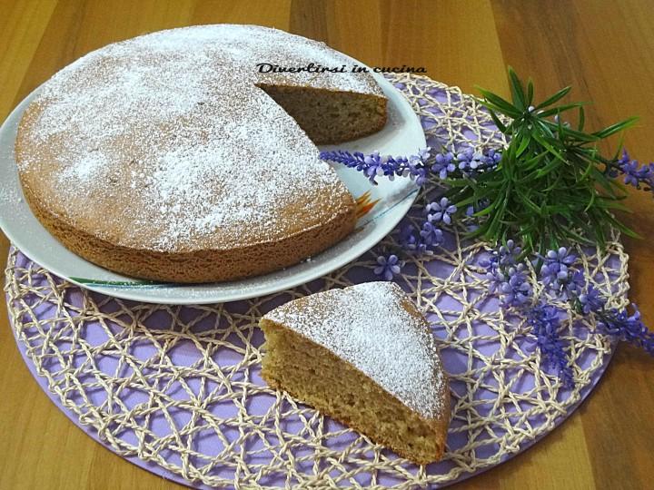 Ricetta torta al caffè Divertirsi in cucina